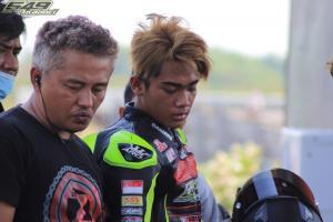 Juara Kelas Novice Oneprix Ini Pindah Ke Bahtera Racing Karena Ingin Suasana Baru