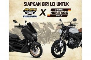 Kuy Ikutan, Kontes Modifikasi CUSTOMAXI x Yamaha Heritage Built