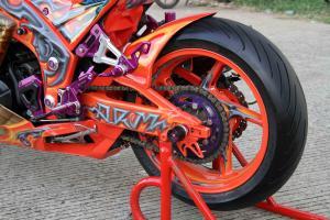 Tips Baca Kode Gir Dan Rantai Roda Motor