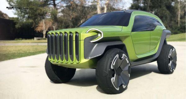 Ini dia penantang Suzuki Jimny yang sedang dikembangkan Jeep (foto: carscoops)