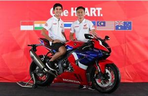 Mantap, Menunggangi Honda CBR1000RR-R Fireblade, Gerry Salim Ikut 3 Kejuaraan Di 2020
