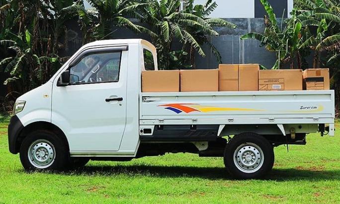 Soal barang bawaan dijamin aman dan kondisi mengemudi tetap stabil berkat desain sasis yang telah dirancang khusus. (ist)