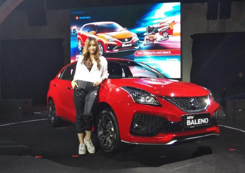 Baleno pertama kali hadir di Indonesia pada tahun 1996 silam sebagai sedan kompak yang modern dan dapat sambutan hangat masyarakat Indonesia ketika itu.(anto)