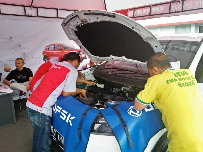 DFSK punya 76 Jaringan Servis di Seluruh Indonesia