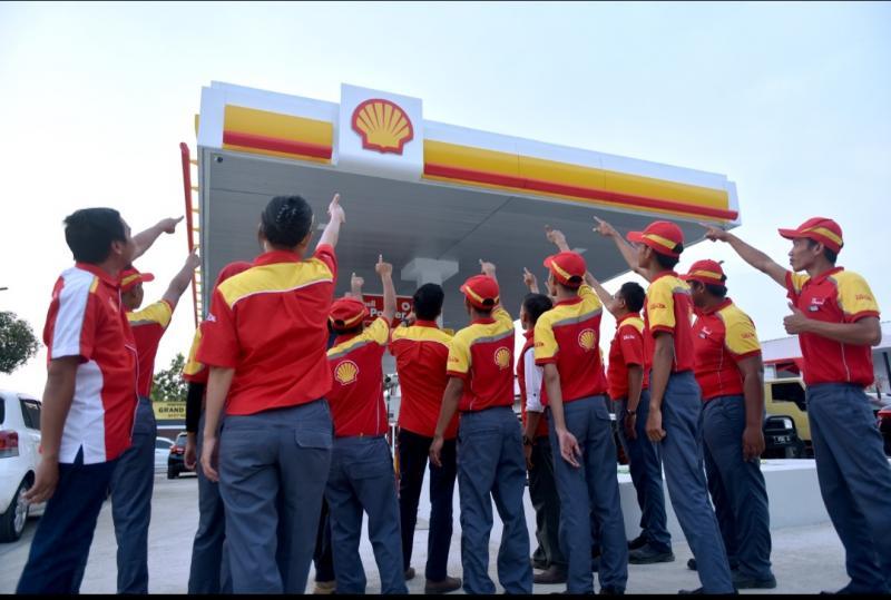 Shell Indonesia membuka kemitraan perorangan dan perusahaan untuk pengelolaan SPBU