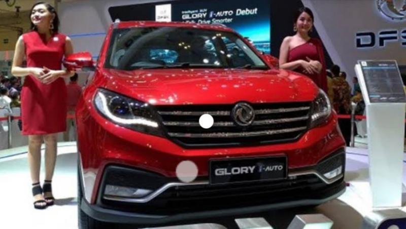 DFSK Glory i-Auto termasuk yang akan dipasarkan secara resmi tahun depan.