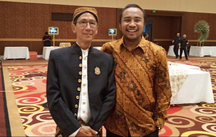 Haridarma Manoppo dan Usman