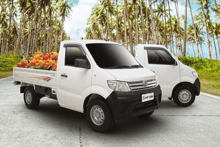 DFSK akan memastikan bahwa DFSK Super Cab akan menjadi rekan yang tepat untuk berbisnis. (dok. DFSK)