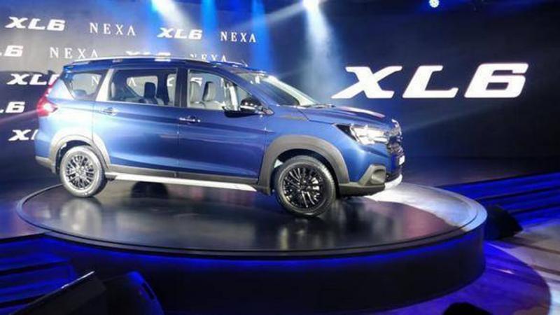 Sementara di India, belum lama ini telah meluncur Suzuki XL6 yang berbasis New Ertiga bergaya Low SUV atau Crossover. (dok. Maruti)