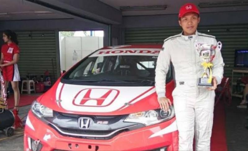 Rio SB mencetak prestasi gemilang selama 8 tahun memperkuat Honda Racing Indonesia