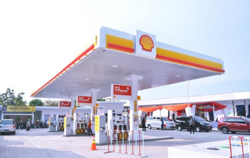 Shell Indonesia memperluas pasar dengan membuka 2 SPBU baru di Cirebon dan Alam Sutera Tangerang