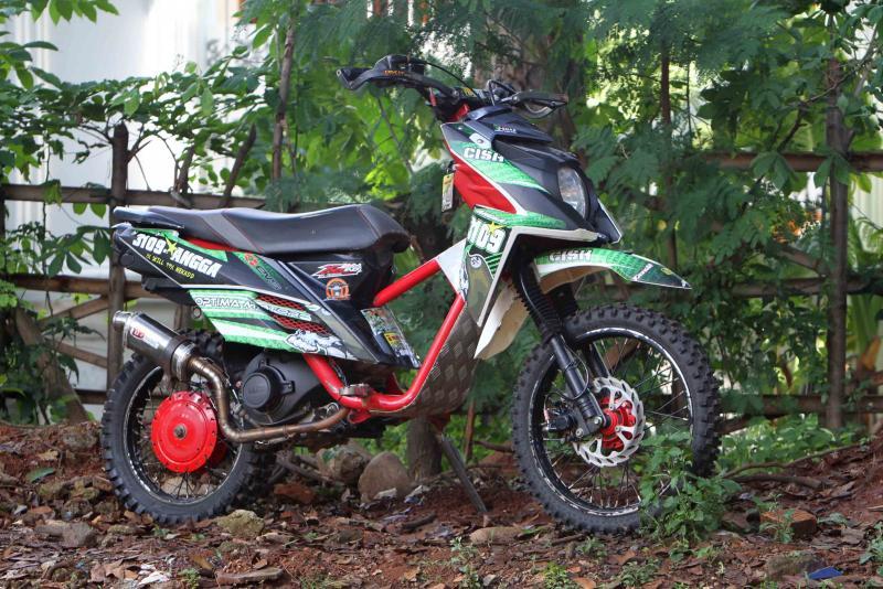 Yamaha X-Ride Modal Nekad 99%, Sisanya Skill