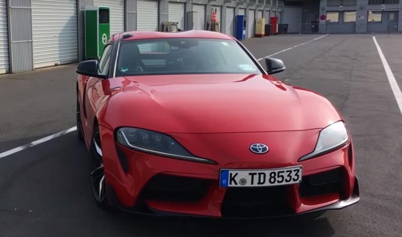 Catatan Toyota GR Supra di Sirkuit Nurburgring kalahkan BMW M2 Competition (ist)