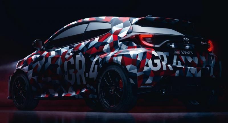 Toyota GR Yaris keluaran 2020 kemungkinan besar akan dilengkapi versi/varian dengan bobot lebih ringan dan lebih kuat (ist)