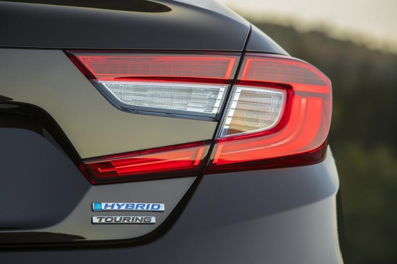 Teknologi Honda Sensing tersemat di model Hybrid Honda