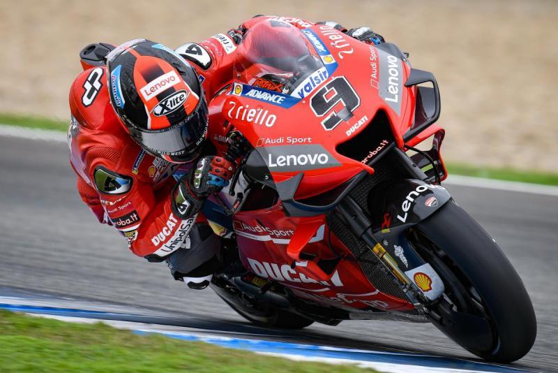 Danilo Petrucci (Italia/Ducati). (Foto: motogp)