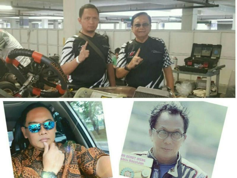 Dari atas, searah jarum jam : Irjen Anang Boedihardjo, Endro Boediharjo, Iwan Semut Ireng dan Bennydictus Kurniawan Sulistio. (foto : kolase)