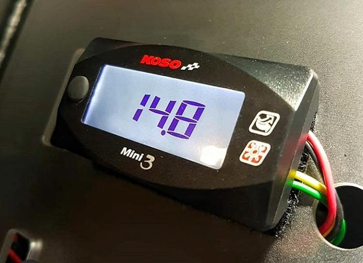 Aplikasi KOSO Mini 3 Meter, Memberikan Informasi AFR Akurat