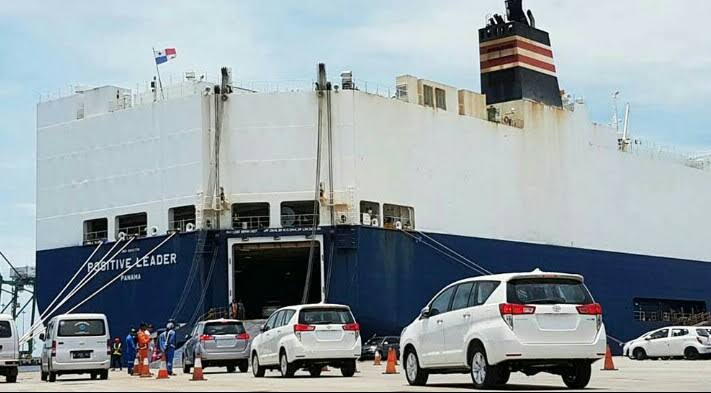 Dengan pencapaian ini, target untuk meningkatkan ekspor mobil pada tahun 2019 ini telah tercapai. (dok. Mobilinanews)