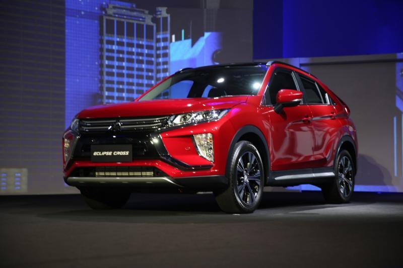 Mitsubishi Eclipse Cross, salah satu realisasi dari upaya Mitsubishi Motors dalam menghadirkan dan mengembangkan teknologi terbaru dan terdepan.(anto)