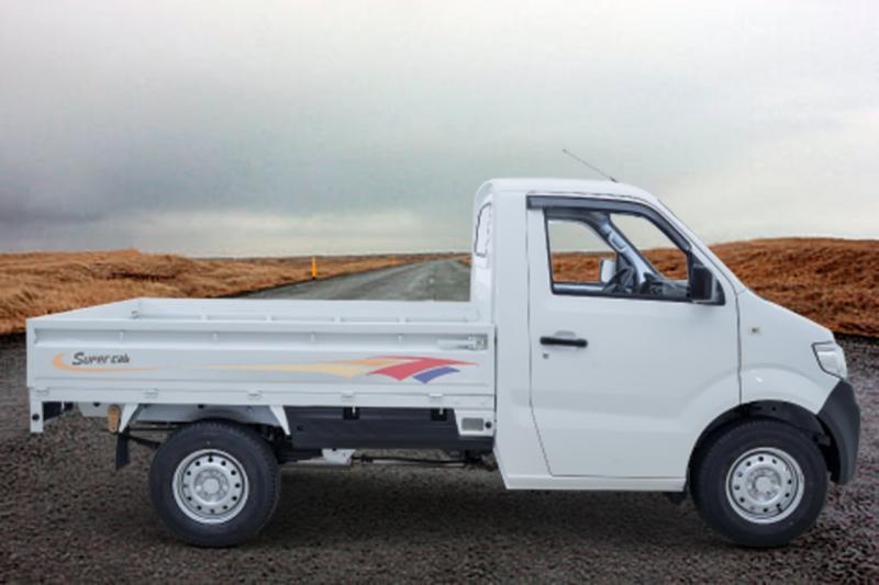 Ekspor CBU DFSK Super Cab yang berupa setir kiri ini, akan mulai melakukan pendistribusiannya pada kuartal ke empat tahun 2019. (dok. DFSK).
