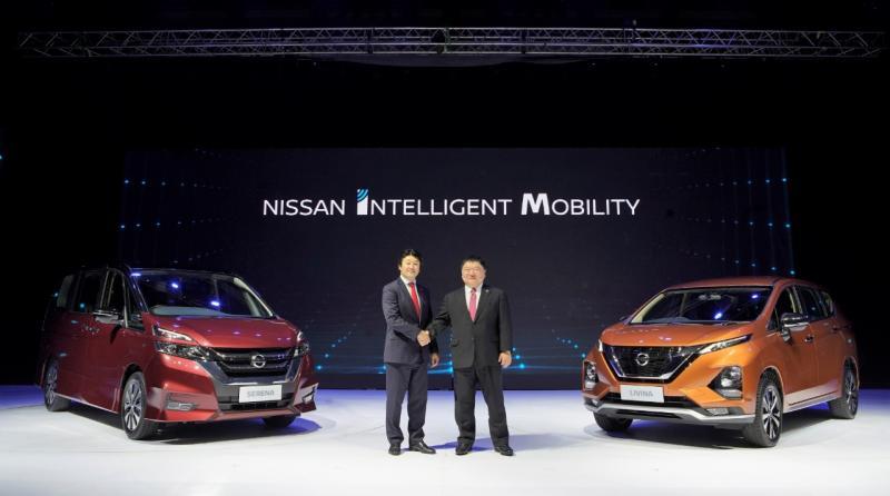 NMI secara resmi memperkenalkan All New Nissan Livina dan All New Nissan Serena yang sudah cukup akrab bagi keluarga Indonesia. (anto)