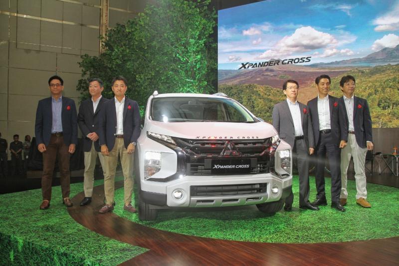 Peluncurannya di Indonesia ini menyusul kemudian ke pasar otomotif di negara ASEAN lainnya. Xpander Cross diposisikan sebagai kendaraan crossover. (anto).