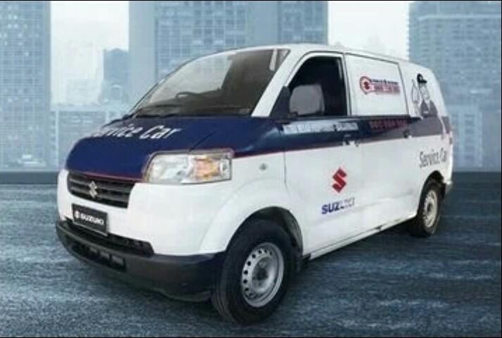 Suzuki sediakan layanan terbaiknya untuk membantu pelanggan setia Suzuki roda empat. (instagram suzuki)