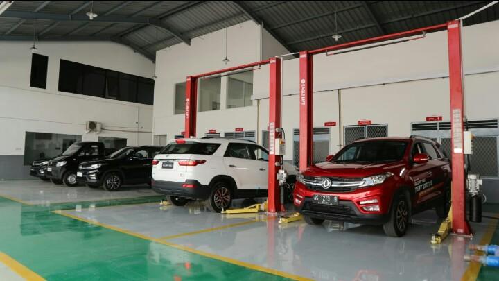 DFSK Peduli Banjir siap kembalikan kondisi mobil DFSK Anda seperti semula