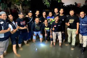 Bikers Dakwah Berikan Bantuan Untuk Korban Banjir