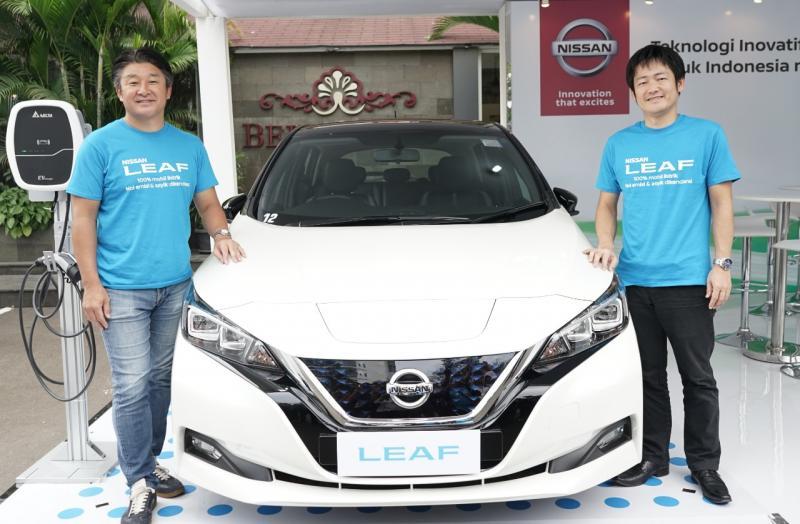 Isyaratnya, Nissan LEAF siap dijual di Tanah Air mulai tahun 2020. Menarik. Semoga tidak terlalu mahal. (anto)