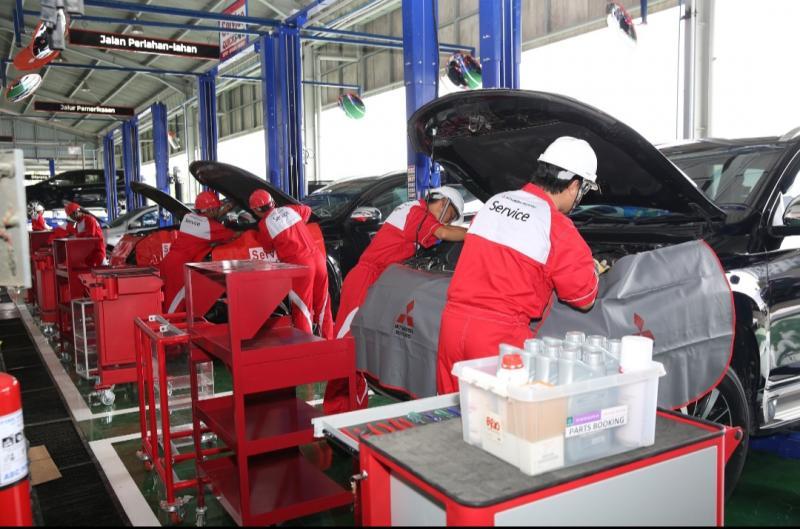 Mitsubishi juga sediakan free towing untuk maksimal jarak 50 km