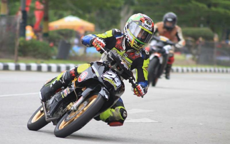 Stadion Rumbai Kembali Bergelora Berkat Road Race