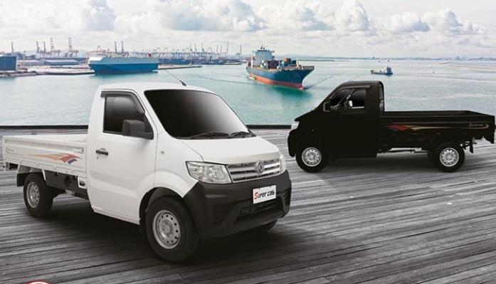Pikap DFSK Super Cab yang sudah terbukti handal dan kuat oleh konsumen di Indonesia. (ist)