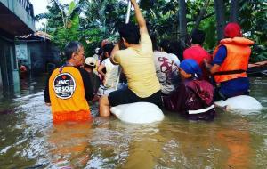 YNCI Rescue, Galang Bantuan Di Masing-Masing Chapter Untuk Korban Banjir Jabodetabek