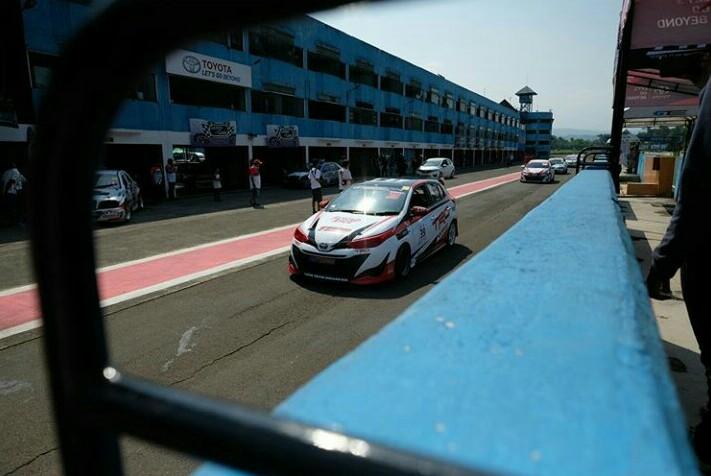 Toyota Team Indonesia-TRD keberatan atas pembatalan putusan Tim Panel Banding ke IMI Pusat. (foto : ist)