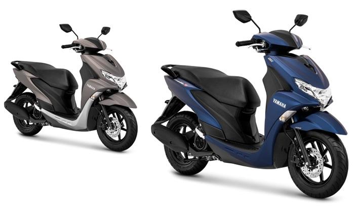 Pilihan warna barunya kini berbalut nuansa Mettalic dan Matte yang menjadikan Yamaha FreeGo tampil semakin menawan. (anto)