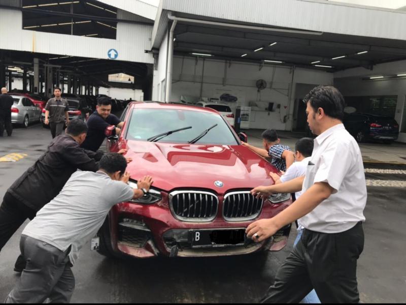 BMW Astra Used Car tidak menerima trade in kendaraan bekas banjir
