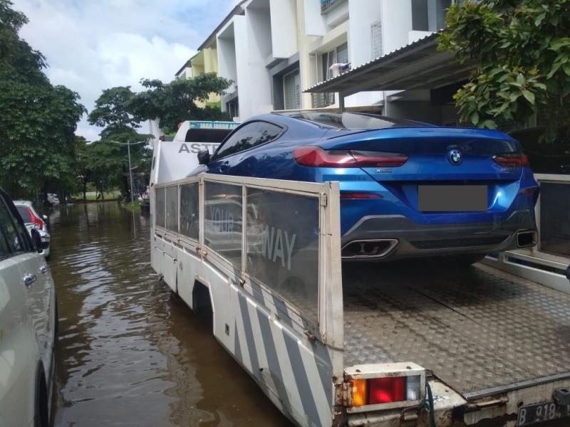 Penting merawat cat mobil di musim penghujan dan banjir