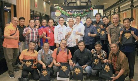 Kegiatan touring dan family gathering yang diselenggarakan oleh para pecinta Chevrolet disambut baik oleh Chevrolet Indonesia. (ist)