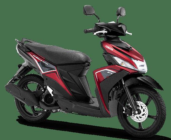 Yamaha Mio M3 Tampil Dengan Warna Baru, Modern Dan Berkelas
