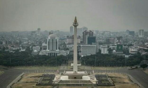 Balap Formula E akan dilangsungkan di kawasan Monas Jakarta, 6 Juni 2020. (foto : antara)