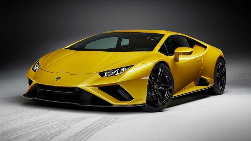Lamborghini Huracan Evo kini ditawarkan dalam pilihan sistem gerak roda belakang (ist)
