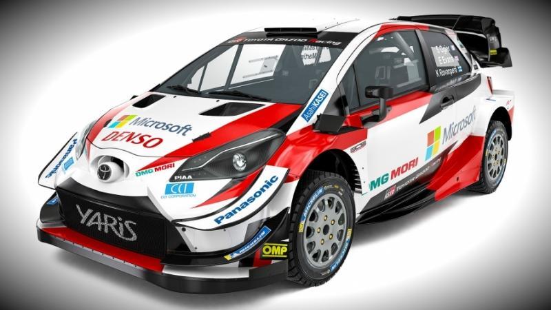Ini Toyota Yaris 2020 besutan Toyota Gazoo Racing di kancah kompetisi WRC. (Foto: wrc)