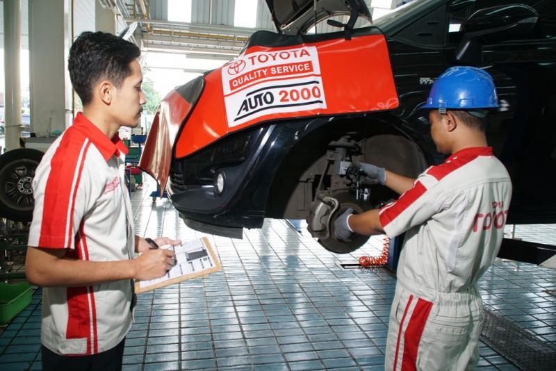 Dengan begitu, kebutuhan AutoFamily untuk melakukan servis berkala dan perbaikan mobil Toyota tetap sanggup dilayani. (ist)