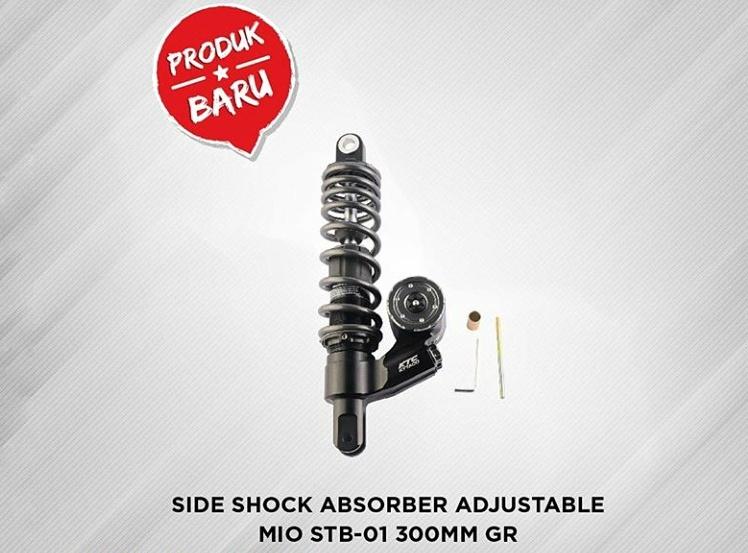 KTC Kytaco Gelontorkan Side Shock Absorber Yamaha Mio Adjustable