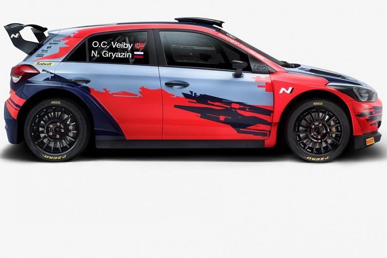 Hyundai siap gebrak WRC 2 musim 2020 lewat versi upgrade Hyundai i20
