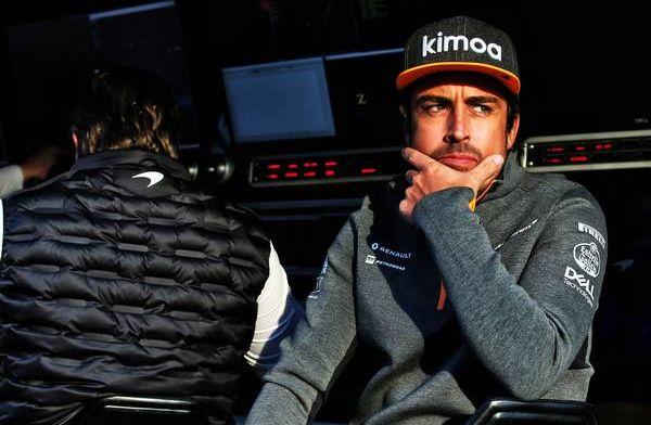 Fernando Alonso (Spanyol), dari Rally Dakar ingin balik lagi ke F1. (Foto: gpblog)