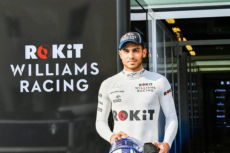 Roy Nissany resmi bergabung dengan Williams F1 Team (ist)