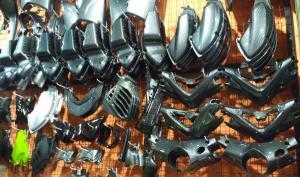 Berikut Ragam Bodi Kit Water Printing Yamaha NMAX Dan Daftar Harganya
